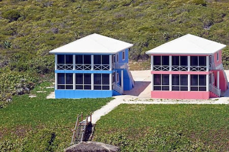 Ocean Front Villa Includes Vehicle - Buckley's Settlement - Villa