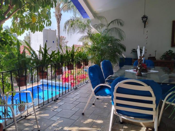 Rento casa en Cuernavaca, Jardines de Ahuatepec