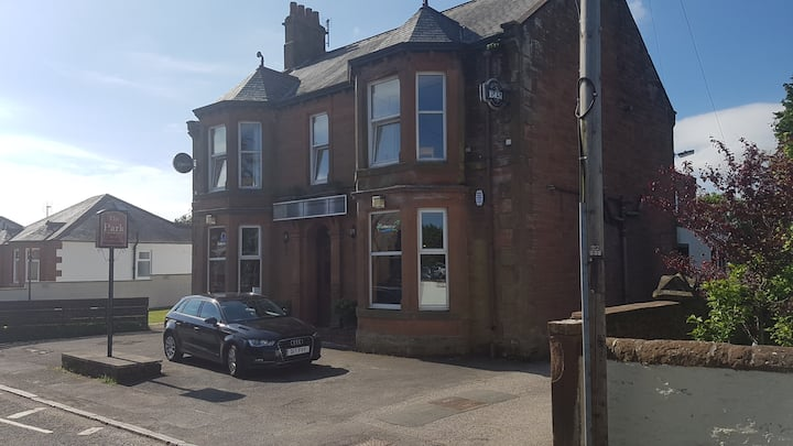 Rm 3 Single Dumfries Bed and Breakfast