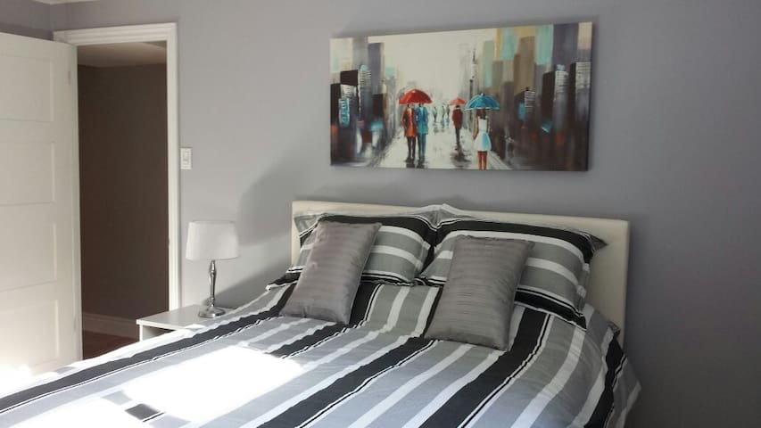 Mer Bleue Private Apartment - Ottawa - Appartement