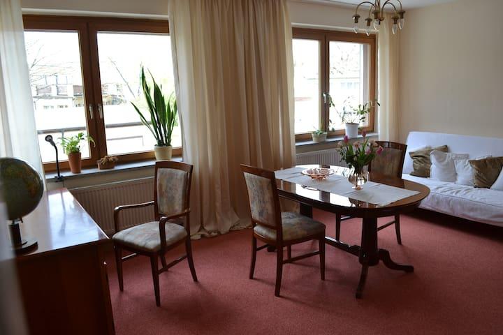 Großräumige Wohnung in Radebeul nahe Dresden