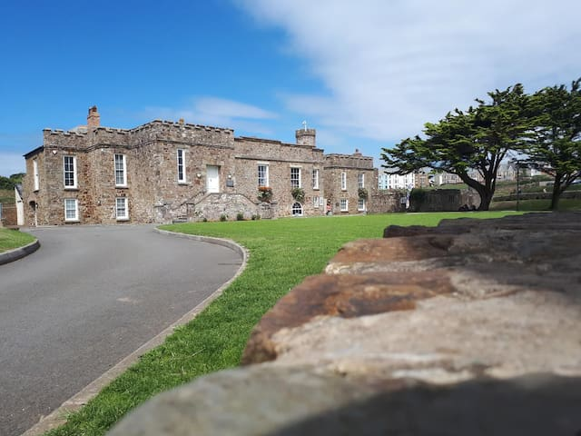 Steeped in history, The Castle is just one of the many fascinating places to explore in Bude.