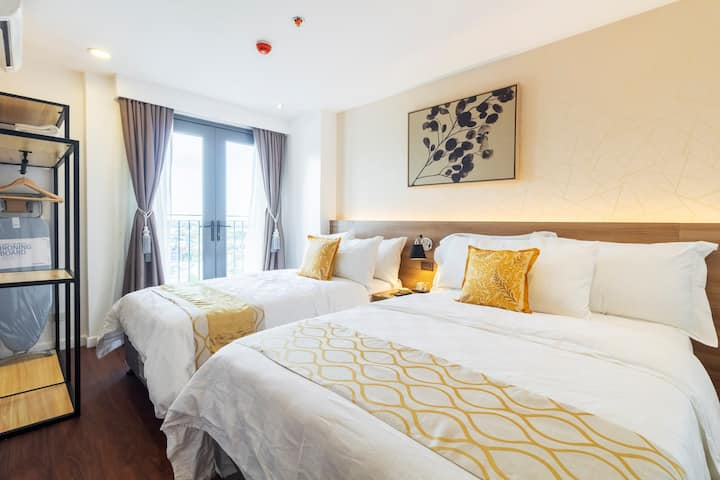 Staycation Destination in Mandaue. 2 BR with Bal