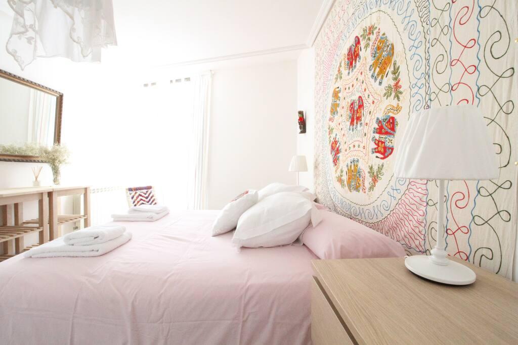Habitación 1 - Bedroom 1