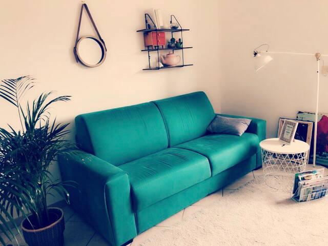 Monolocale Capannelle/Appio - Cozy flat in Rome