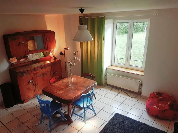 La Touche St Agreve Appt 2 chambres 4/5 personnes