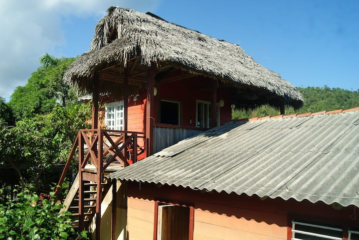 Cabaña de Robinson Casa Hidiolvis