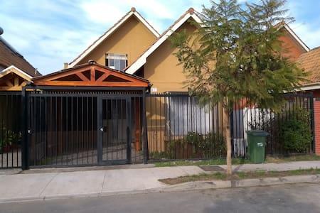 Casa vacacional sector MALLOCO-PEÑAFLOR