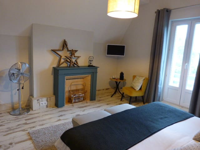 King-size-Double room-King-Ensuite-Park View