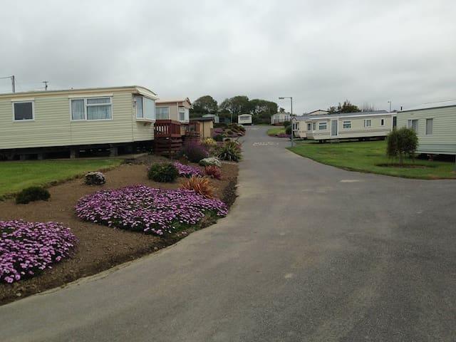 Mobile Home Over looking Loop Head Peninsula