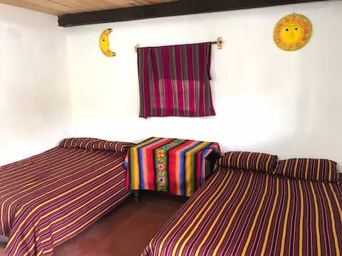 Enjoy the real life at Chichicastenango!