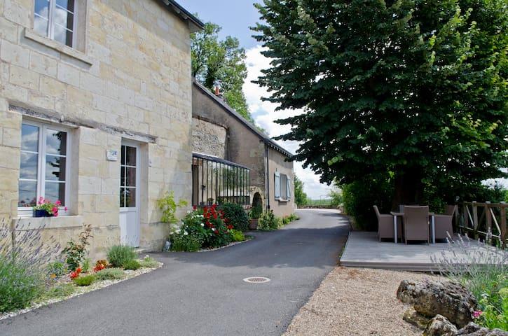 Maison Melrose - Holiday house - Vouvray
