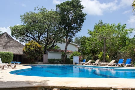 House for 4 close to the beach! - Playa del Carmen