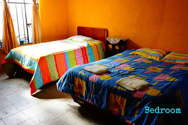 Nice, spacious equipped apartment - Quetzaltenango - Byt