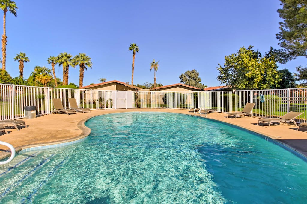 Take advantage of all the resort luxuries just steps from your vacation rental.