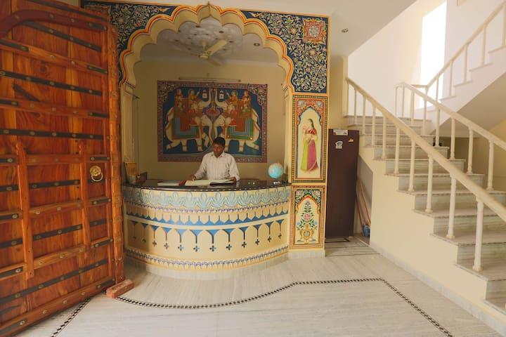 Royel Green Park Haveli - Pushkar - Chambre d'hôtes