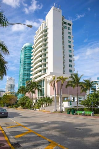 Miami Beach Bayfront Property  near beach