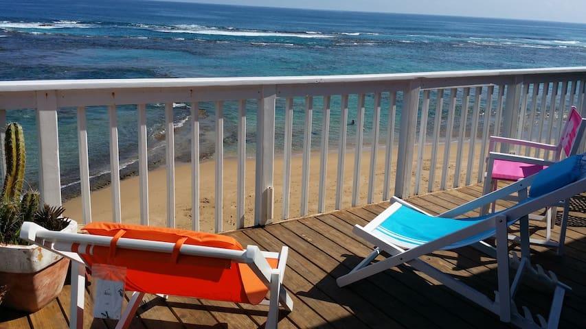 Shacks/Jobos Beach, 3bdrm Villa - Isabela - Villa