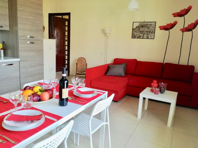 New Panoramic Apartment*** Torre del Greco