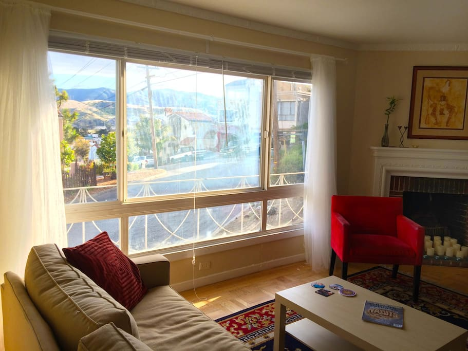 Spacious 2 Bedroom W Parking Sunny Views Safe Houses For Rent In San Francisco California