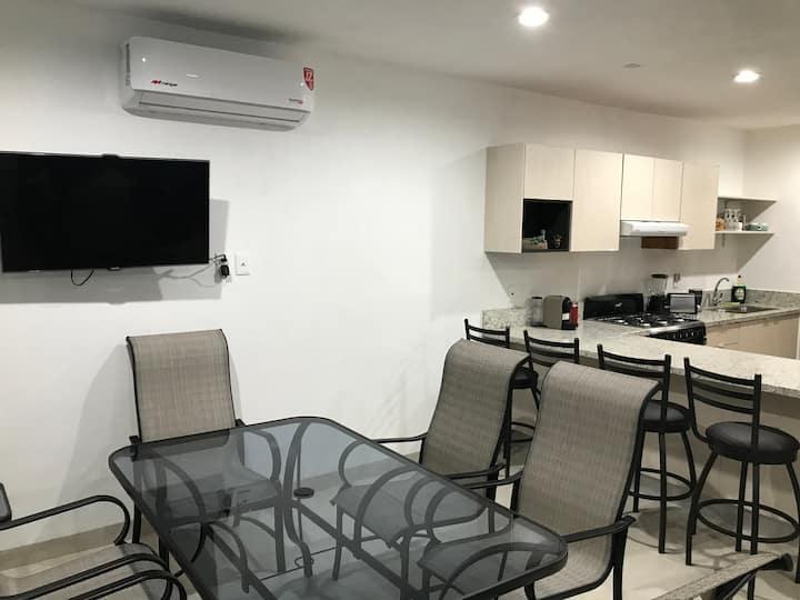 Habitación coto residencial,en Vallarta