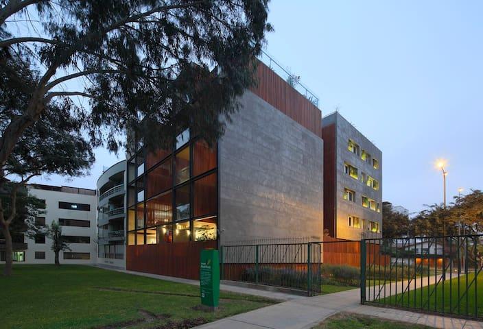 Loft de diseño en Miraflores - Miraflores - Loft