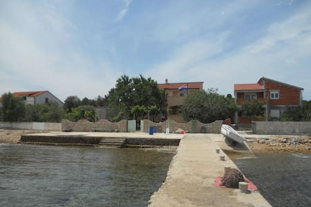 Babac- paradise island near Biograd - Biograd na Moru - 公寓