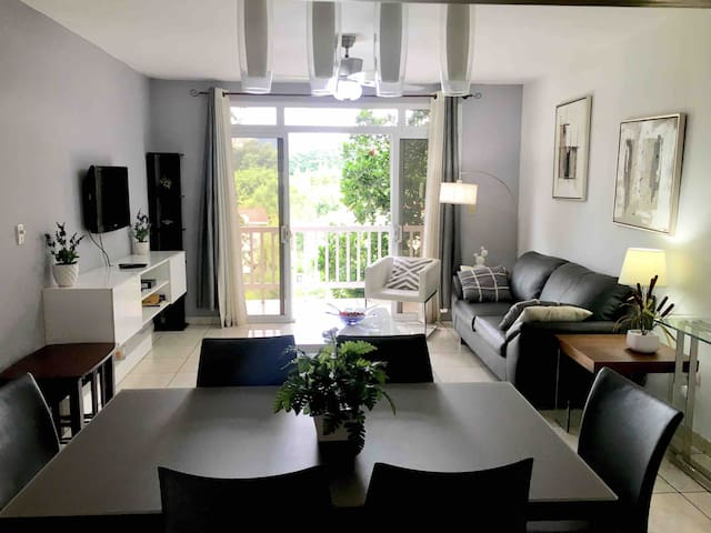 SAN BENITO COZY FULLY EQUIPPED APARTMENT A/C, WiFi