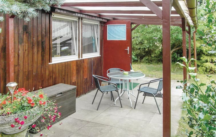 Holiday cottage with 1 room on 23m² in Trassenheide