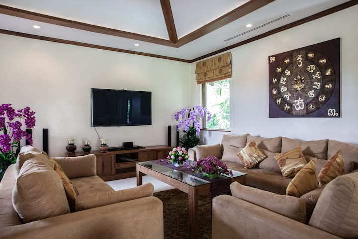 Villa Saifon 2 (5 bedroom) - Ao Nang - House