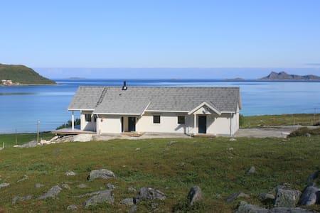 Tromvik Lodge