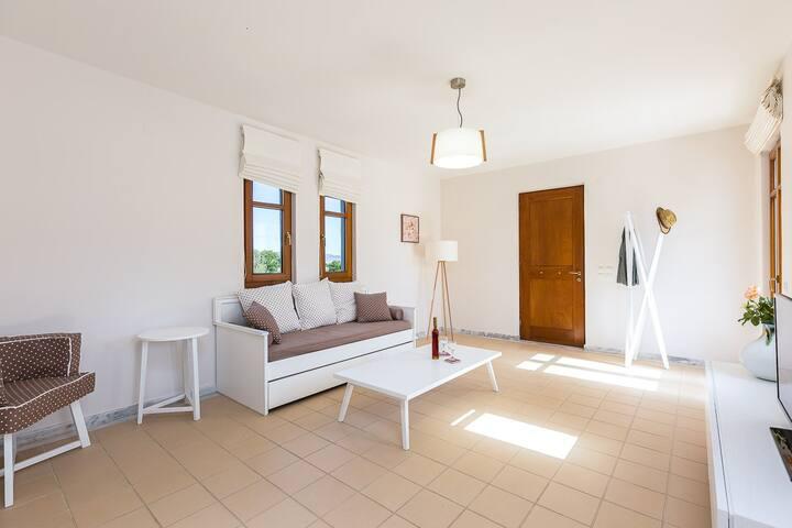 Residence Elia - Living Room