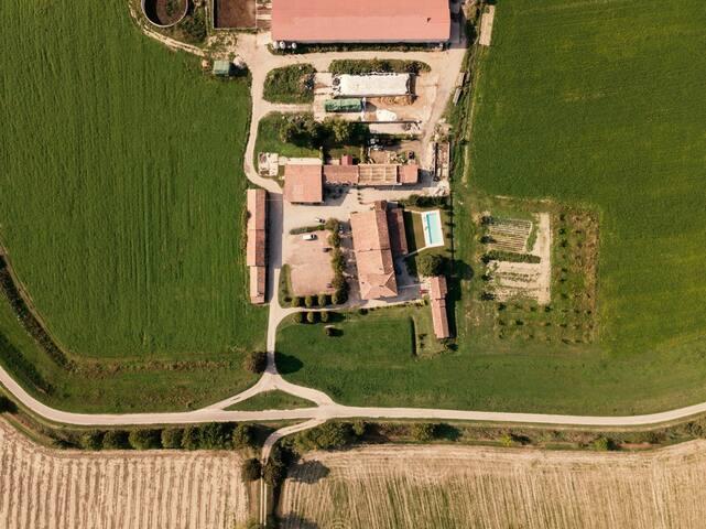 Agriturismo Albero del Latte - Stanza verde