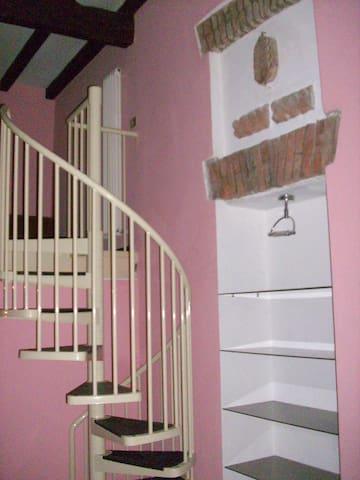 Romantico  e spazioso centro citta - Ferrare - Appartement en résidence