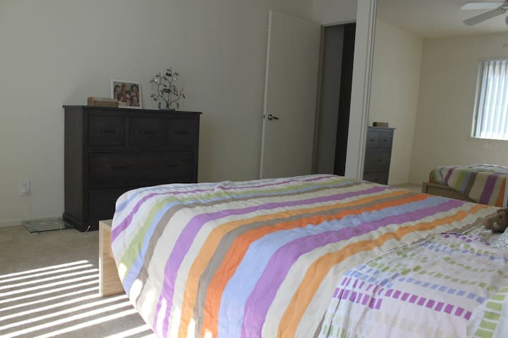 Private Room, Pool & Gym. Downtown. - Mountain View - Appartement