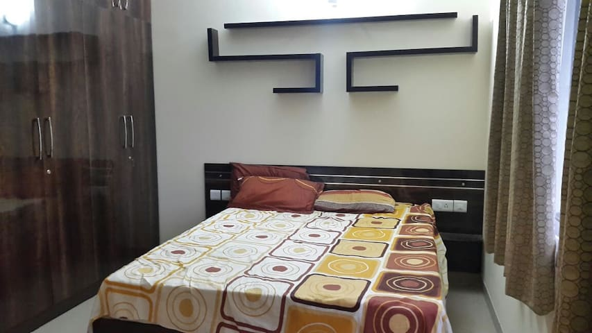 Fully furnished home opp Metro stn-30 min to CBD - Bengaluru