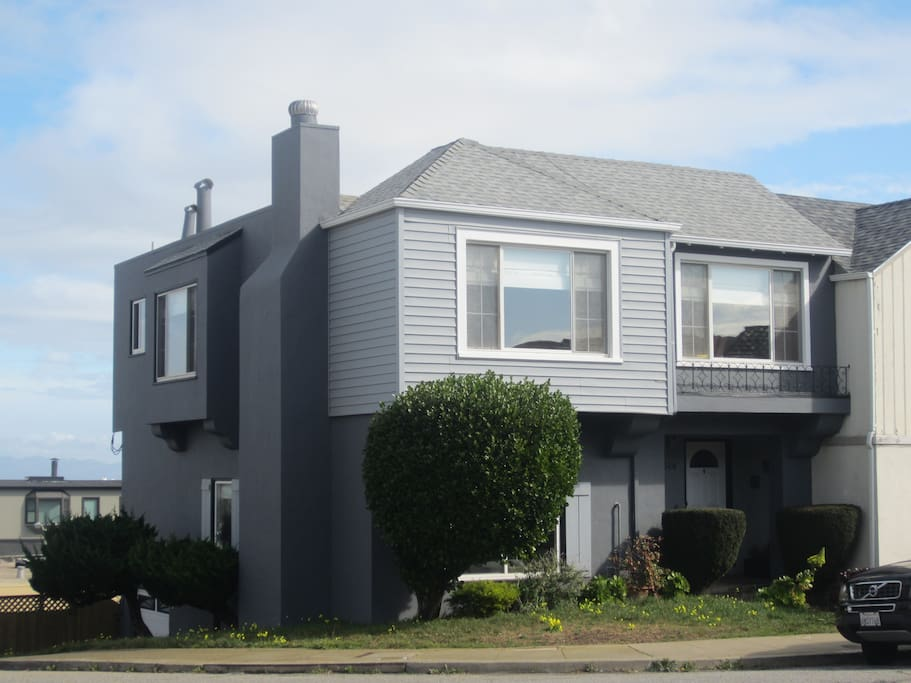 Spacious Three Bedroom Family Home Houses For Rent In San Francisco California United States