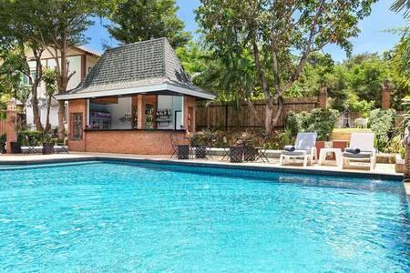 private villa in 8 villa naturist Resort Phuket