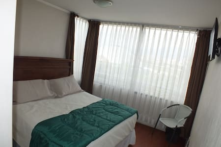 Private room with bathroom in downtown Santiago. - Santiago
