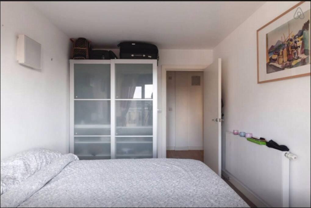 Bedroom (looking from window)