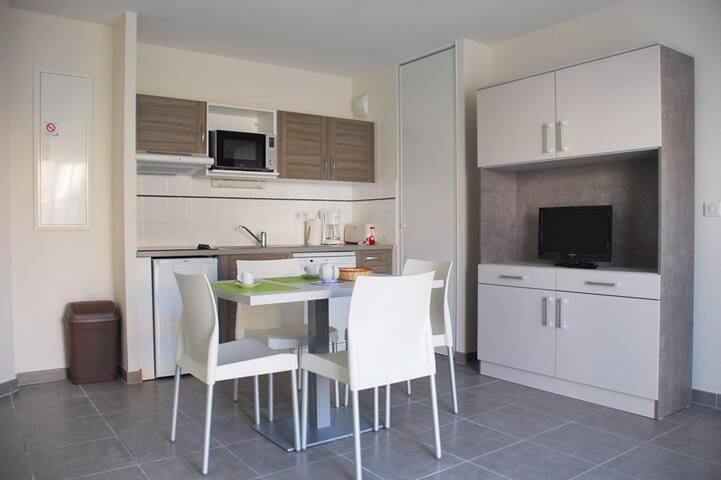 T2 Supérieur- 4 pers. Vieux Boucau - Vieux-Boucau-les-Bains - Apartment