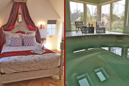 Maison Elincourt & SPA: Room Emily - Élincourt-Sainte-Marguerite - Bed & Breakfast