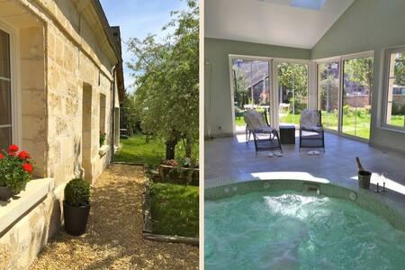 Maison Elincourt Chambres d'Hôtes & SPA - Elincourt Sainte Marguerite  - Bed & Breakfast