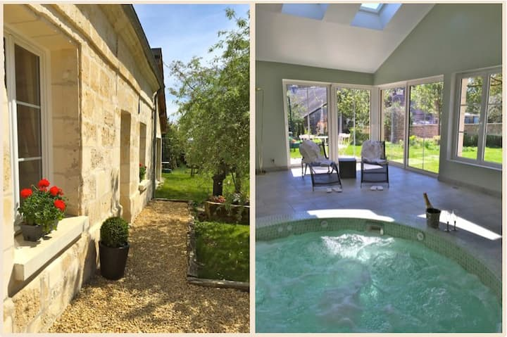 Maison Elincourt Bed & Breakfast and SPA