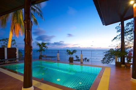 Villa YoYo - Stunning Sea Views Luxury Pool Villa