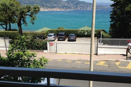 AMAZING BEACHFRONT APARTMENT - Roquebrune-Cap-Martin
