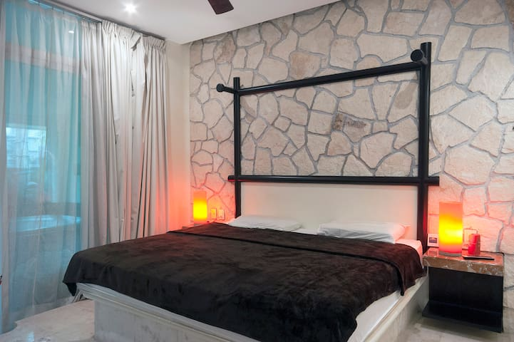 Luxury Loft 5th Avenue with Jacuzzi - Playa del Carmen  - Loft