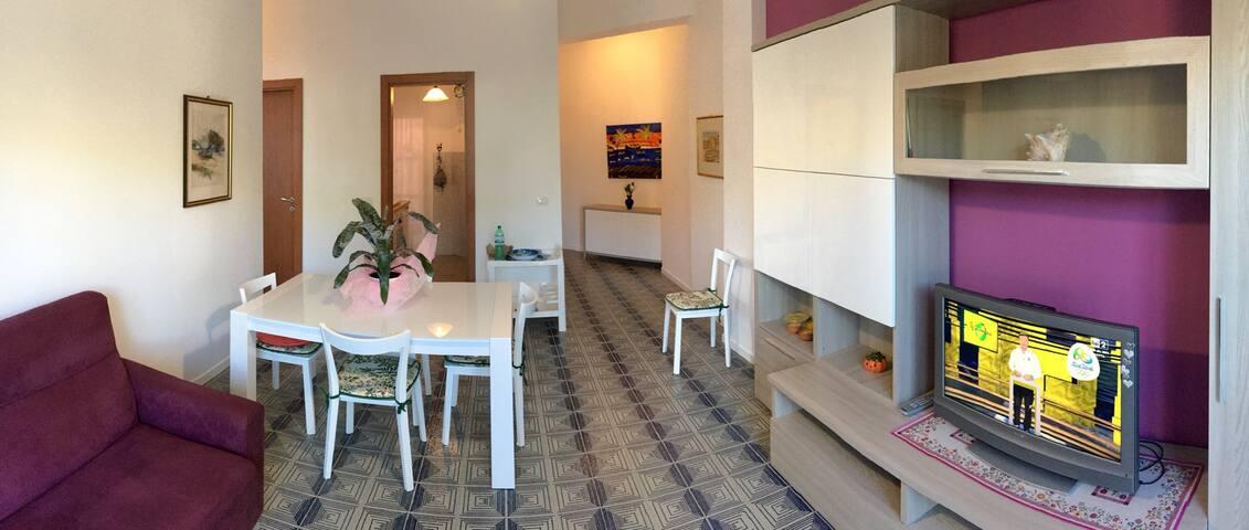 Appartamento, terrazzo vista mare - Marcelli - 公寓