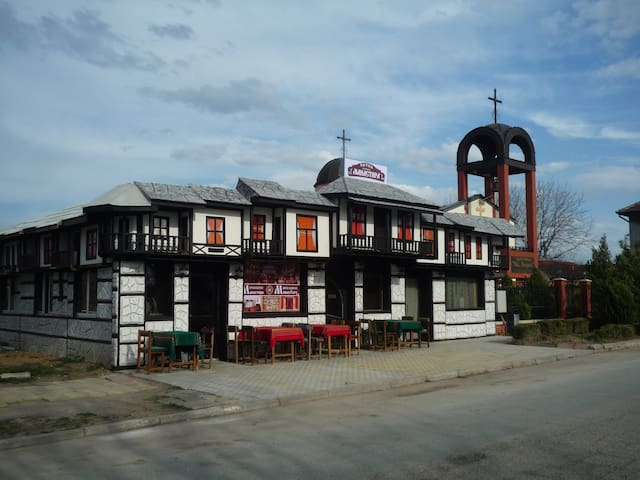 Hotel Complex Monastery - Ivanovo - บ้าน