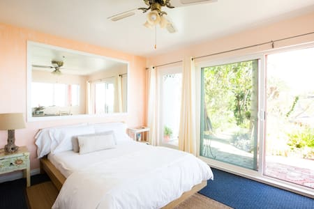 Tranquil Garden Suite-Ocean Views - Bed & Breakfast